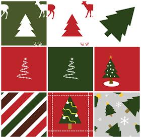 Inicio Feliz Navidad y Feliz A/ño Nuevo decoraci/ón /Árbol Pegatinas de Pared Ventana PVC Vinilo Calcoman/ía /Árbol de Navidad decoraci/ón para El Hogar Color Rojo