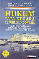 Hukum Tata Negara Republik Indonesia