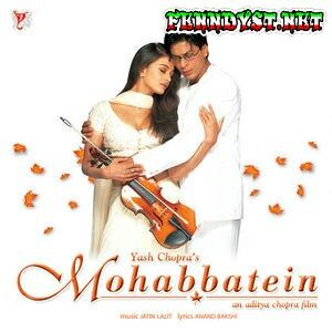 Mohabbatein (Original Motion Picture Soundtrack) 2000 Album cover