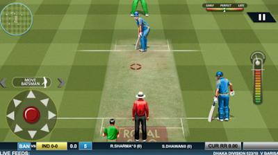 Real Cricket 16 MOD APK-Real Cricket 16