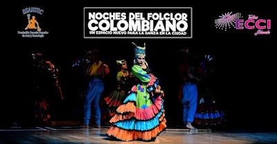 Noches del folclor Colombiano 1