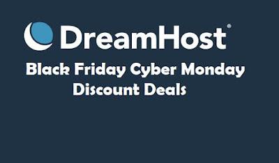 DreamHost Black Friday Deal