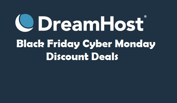 DreamHost Black Friday Deal