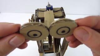 Tutorial Cara Membuat Robot Sederhana dari Kardus