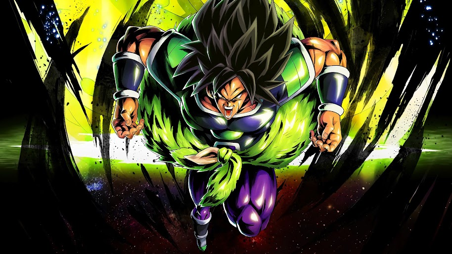 Broly Dragon Ball Super Broly 4k 3840x2160 Wallpaper 4