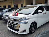 Sewa Mobil Pengantin Alphard Vellfire Jakarta Timur