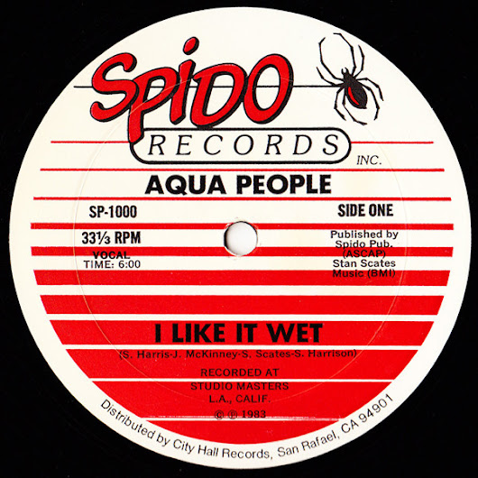Aqua People - I Like It Wet