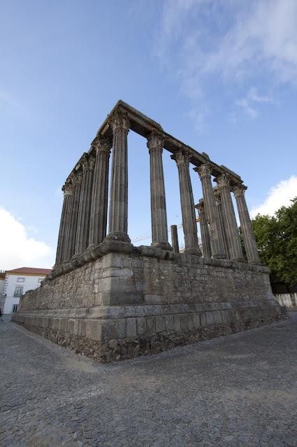 Tempio di Diana-Evora