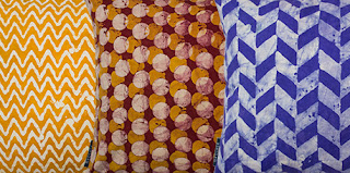 3 Batik Prints for Kosher Designs LLP
