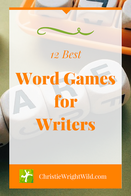 12 Best Word Games for Writers || writing games, word games, popular games for writers, board games for writers, verbal word games, word games to play with writers