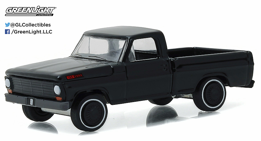 black bandit ford f 100