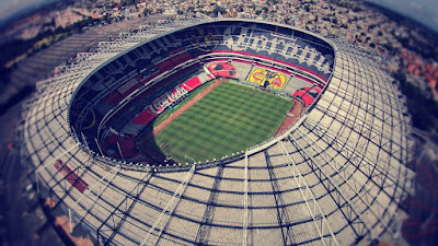 Los 10 mejores estadios de Fútbol - Estadio Azteca