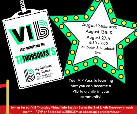 8-13/27 VIB Online Session