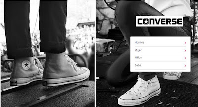 zapatillas Converse en el Black Friday
