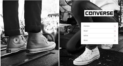 zapatillas Converse en el Black Friday