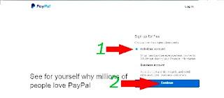 paypal account kaise banayen image