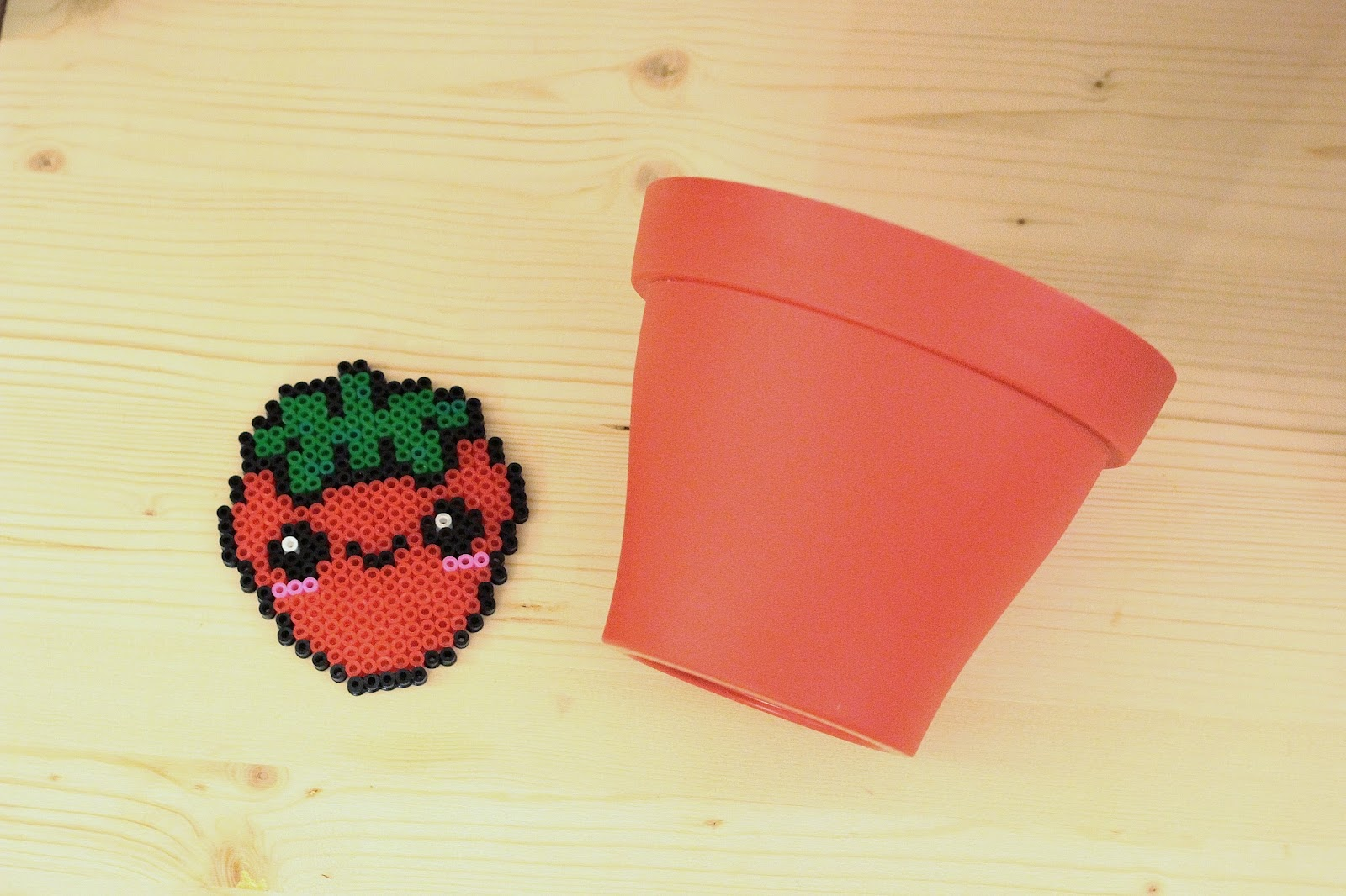 customiser un cache pot