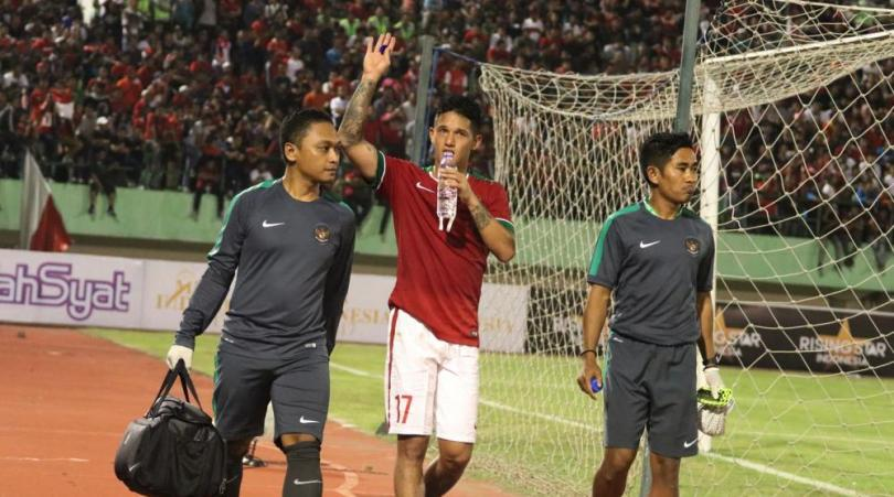 Irfan Bachdim Indonesia