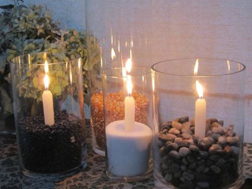 Traditional Sukkot Candle Lighting