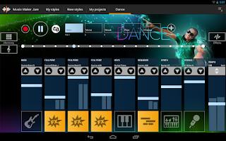 aplikasi pembuat musik android
