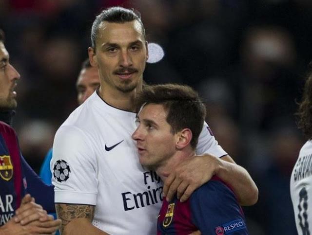 Setelah Ibrahimovic, Kini MU Dekati Messi
