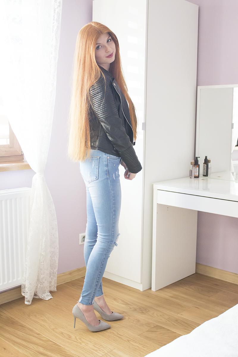 Ulubione spodnie | Codzienny zestaw