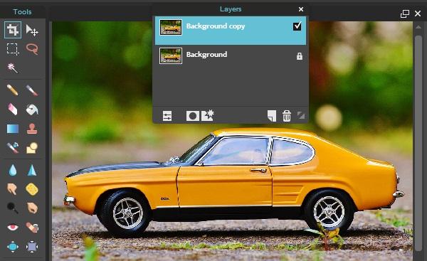Cara Menggunakan Alat Pengubah Warna Foto Editor Online
