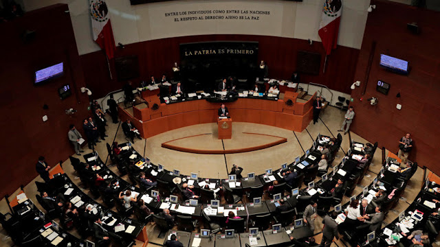 Periodo de 5 años y mando civil: el Senado mexicano votará por unanimidad la Guardia Nacional