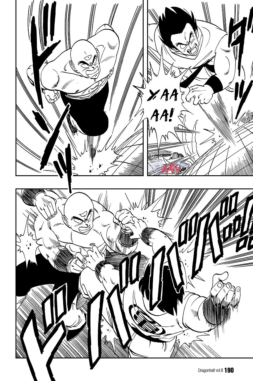 Dragon Ball chap 117 trang 10