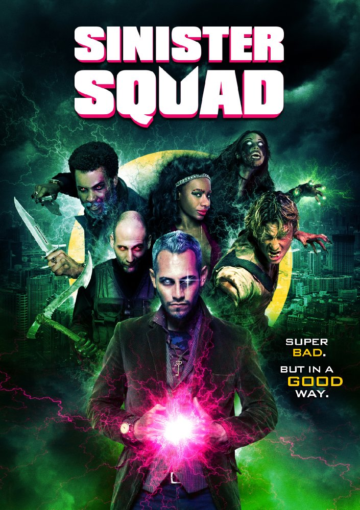 Baixar capa Sinister Squad Legendado Download