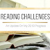 2018 Reading Challenges Update