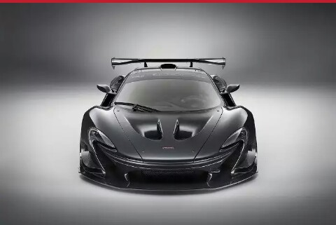 Hypersport McLaren P1 LM