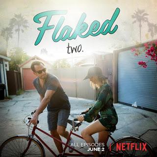 Segunda temporada de Flaked