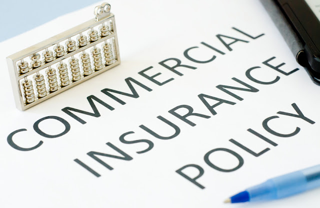 Commercial insurance policy with abacus