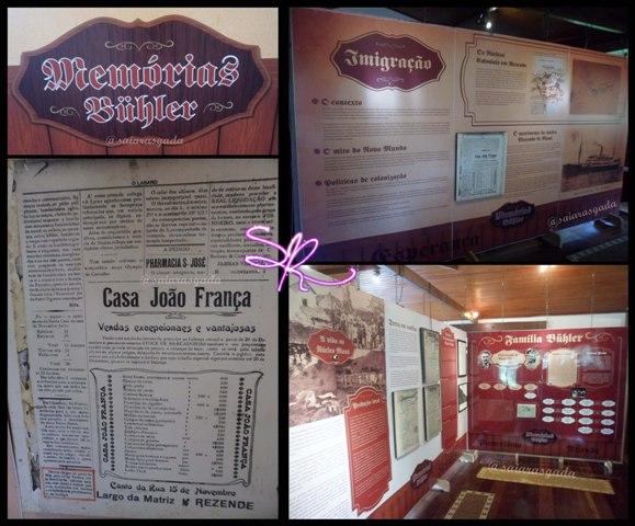 museu Hotel Buhler Visconde de Mauá historia colonização começo século passado