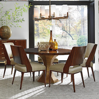 baers furniture Lexington Take Five Dining room