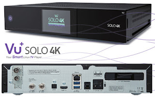 Vu+ Solo 2 4K Receiver yang Support UHD Channel