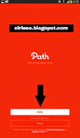 Cara daftar Path di android : Lengkap