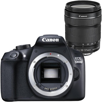 Canon 1300D EF-S 18-135 mm IS
