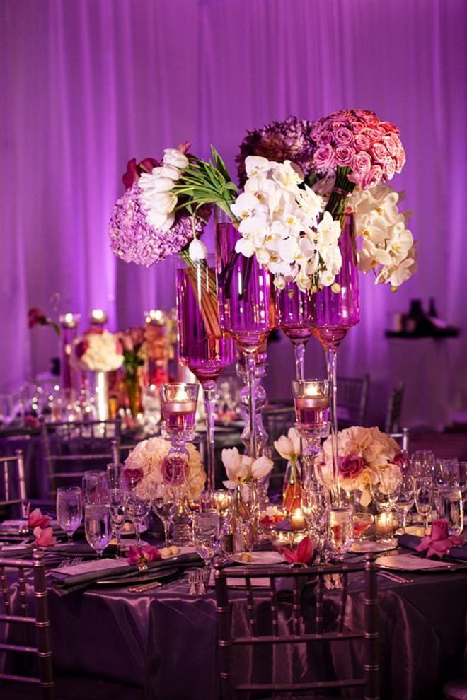 wedding centerpieces centerpiece reception trends decorations stunning floral table breathtaking latest arrangements pouted elegant decor magazine flowers vase bellethemagazine decorating