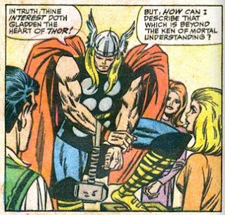 Thor 143 Soon Shall Come Enchanters