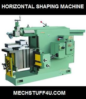 Horizontal Shaping Machine
