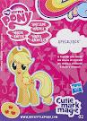 My Little Pony Wave 12 Applejack Blind Bag Card
