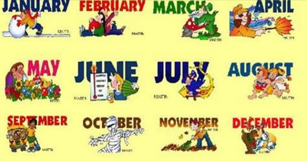 What Does Your Birth Month Say About Your Character