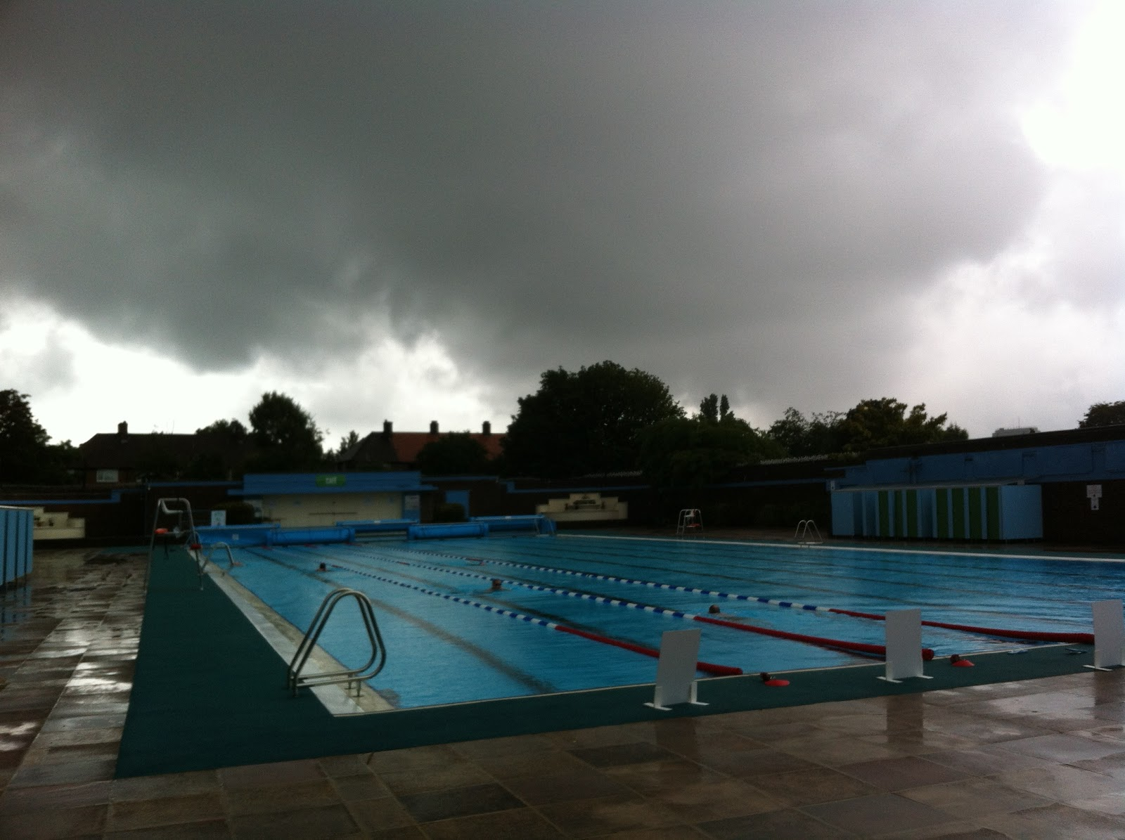 Swimming round london july 2012 - Southbury swimming pool contact number ...