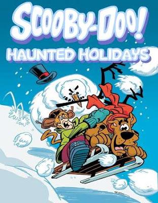 Scooby-Doo Haunted Holidays 2012 Dual Audio 720p HDTV 400mb