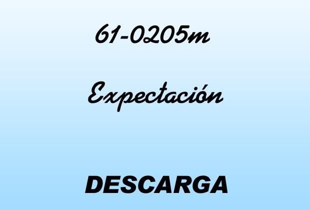Expectación MP3 - William Marrion Branham