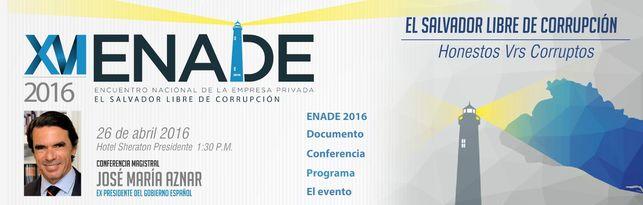 """De la mano de Aznar, el latiguillo de la """"corrupción populista"""" llega a El Salvador"""