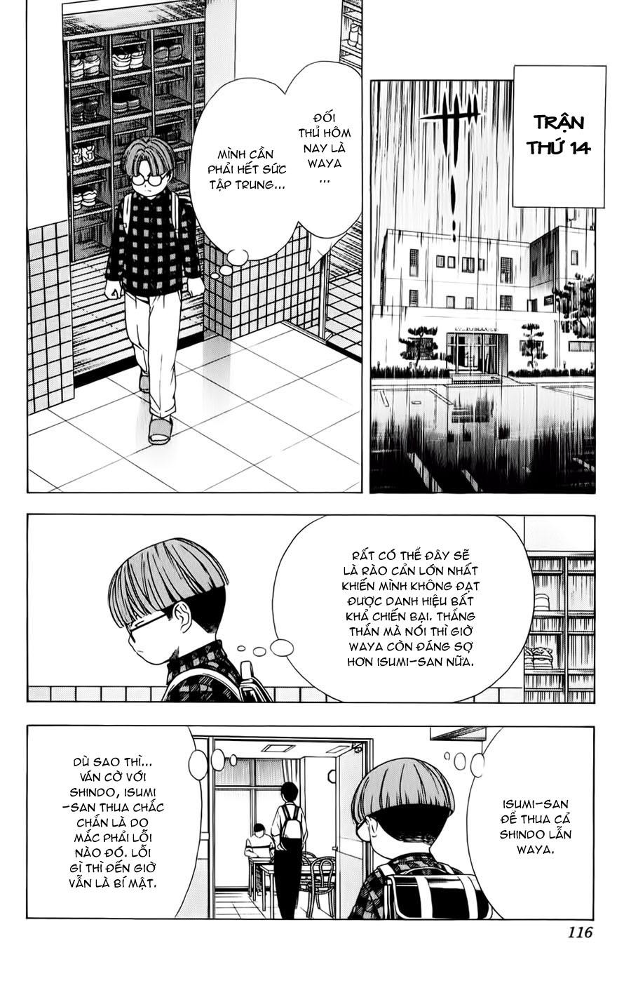 Hikaru No Go hikaru no go chap 84 trang 3