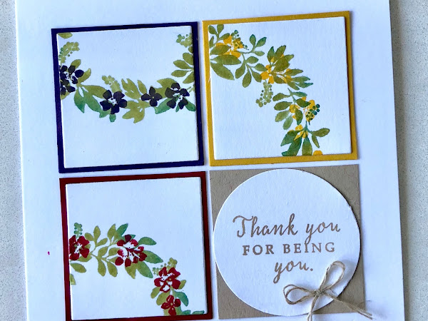 Crazy Crafters Blog Hop with Meg Loven